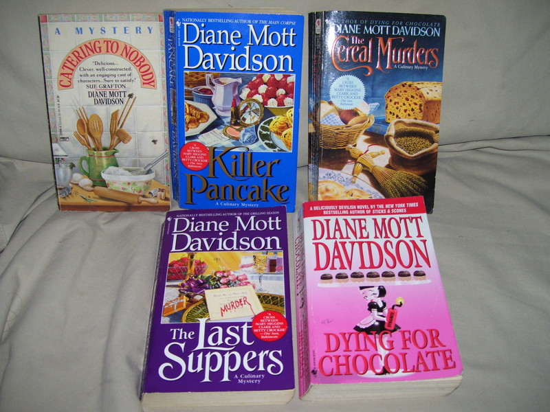 the great culinary mysteries essay I would have never considered cornwell's scarpetta series or mckevett's savannah reid books as culinary mysteries in both series the main characters are accomplished cooks and there are great descriptions of some of the things they make, but the books don't have recipes.