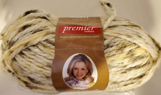 "NEW - Premier Yarn - ""Almond"""