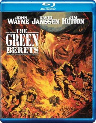 The Green Berets (Digital HD Download Code Only) **John Wayne** **Vietnam** **War**