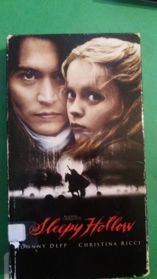 vhs sleepy hollow free shipping