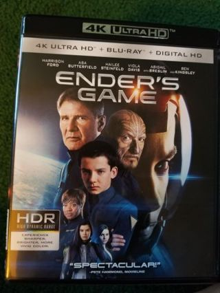 Enders game uv