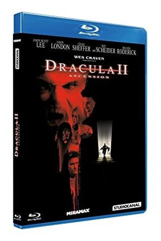 Dracula II : Ascension (Digital HD Download Code Only) *Roy Scheider* *Rutger Hauer* *Horror*
