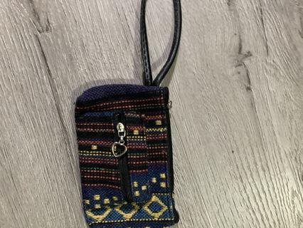 Wristlet / coin purse