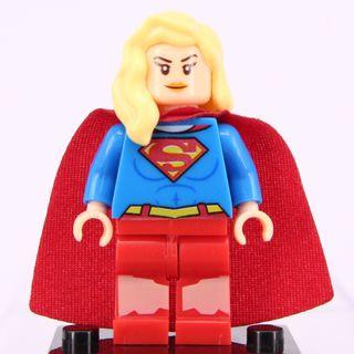 New Super Woman Minifigure Building Toy Custom Lego