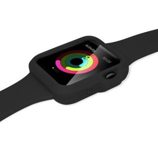 BRAND NEW Apple Watch 2 Smart Watch Silicone Sport Strap & Case Housing 40mm