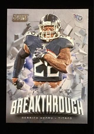 2020 Derrick Henry Breakthrough