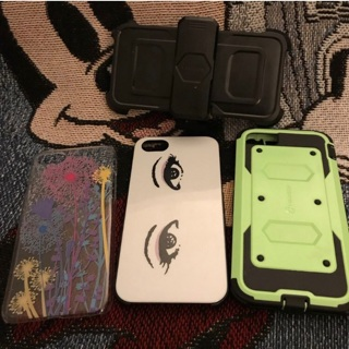 Lot of IPhone 7 Cases