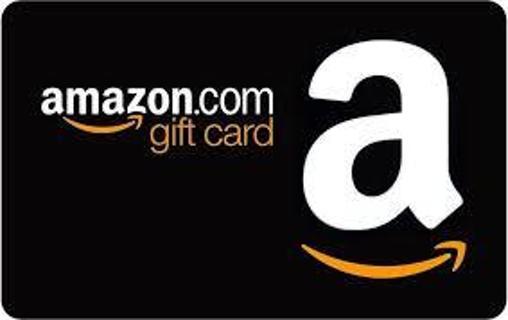 $2.00 Amazon Gift Card E-Code