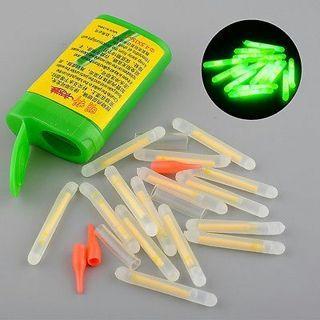 Fishing Fish Fluorescent Light Stick Float Glow Stick Essential Fishing Tools LI