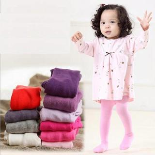 Baby Cotton Pants Children Trousers 2017 Brand Autumn Winter Baby Clothes Boy Girl Warm Trousers C