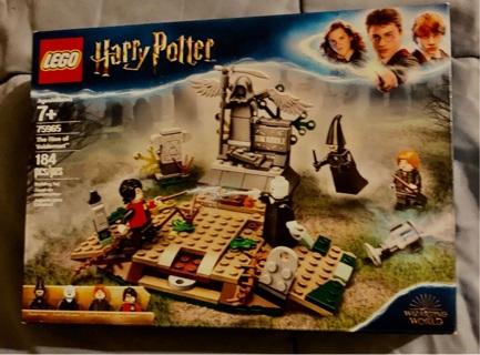 """BNIB 184 Piece """"HARRY POTTER"""" LEGO Set For Ages 7 plus!"""