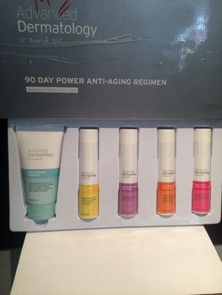 ADVANCED DERMATOLOGY 90 DAY POWER ANTI AGING