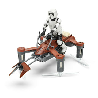 Star Wars Speeder Quadcopter