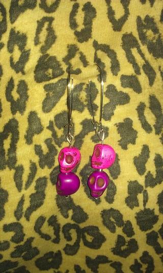 hand made earrings #2