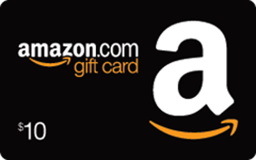 Amazon $10 Gift Card