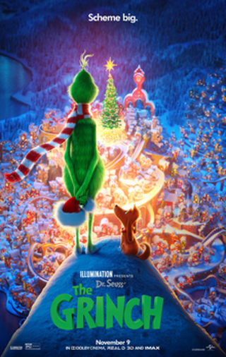 HD code for The Grinch (also known as Dr. Seuss' The Grinch)