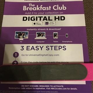 breakfast club download movie free