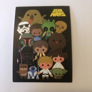Star Wars Vinyl Sticker
