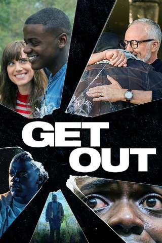 Get Out - HD digital copy code Movies Anywhere  redeem