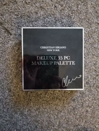 Christian Siriano Makeup Palette