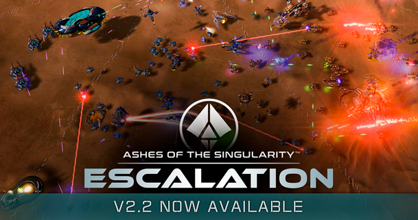 Ashes of the Singularity: Escalation (Steam game code!)