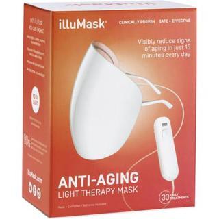 free illumask wrinkle light therapy mask skincare bath. Black Bedroom Furniture Sets. Home Design Ideas