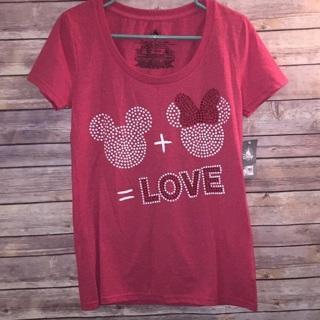 Disney Mickey Shirt-M