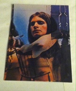 Ozzy Osbourne Card/Read description before bidding