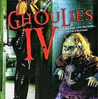 Ghoulies 4 - dvd - Horror classic