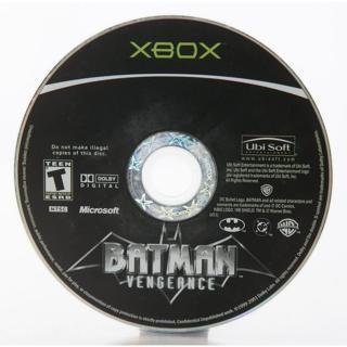 Batman Vengeance Xbox [CD ONLY]