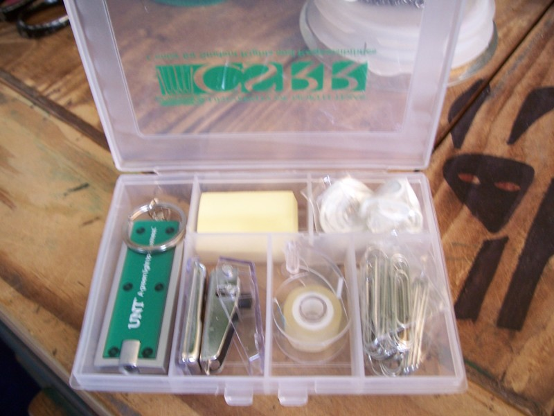 Free: Mini Office Supplies Kit