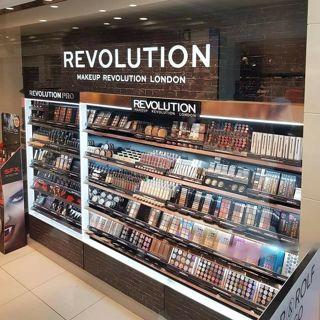 ♡5 Palette Lot♡ FIVE Revolution London Mystery Palettes Lot♡