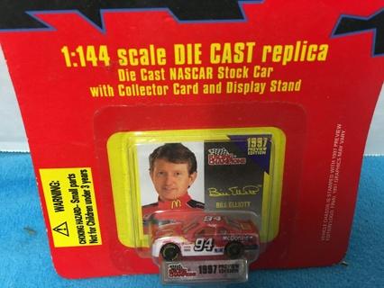 L509 1997 RACING CHAMPIONS NASCAR MICRO MINI TRUCK #94 MCDONALDS ELLIOTT 1:144