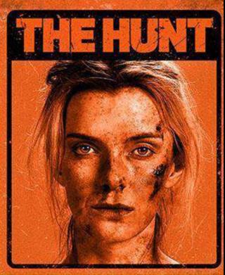 ⭐☃☃❄❄The Hunt Blu-Ray Brand New☃☃❄❄⭐