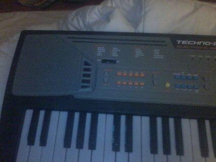 Free Piano Techno Beat Electronic Keyboard Other Electronics