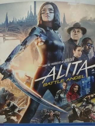 ALITA BATTLE ANGEL (( NEW RELEASE ))