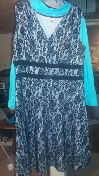 Beautiful women's summer dress 18 W