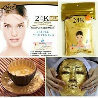 50g/Bag Active Face Mask Powder Replenishment Anti-aging Luxury Spa Treatment
