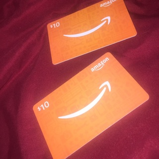 Wow! $20 AMAZON GIFT CARD Cool! GIN ONLY!