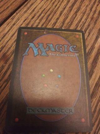 Magic The Gathering Card(5)