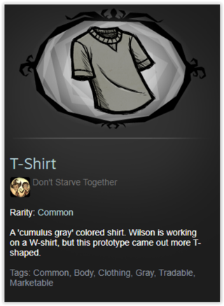 Don't Starve Together DST Skin