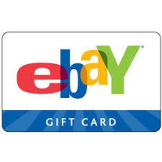 $20 Ebay Gift Card