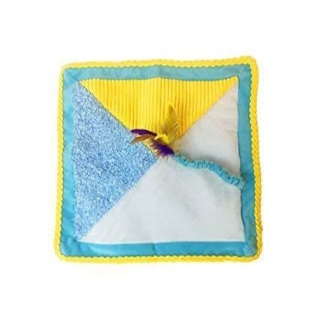 From PetSmart Petstages Play Kitty Quilt, Crinkle Sound, NEW w TAGS, FREE SHIPPING