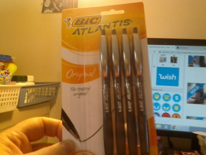 Bic Atlantis 4 Pack BNIP