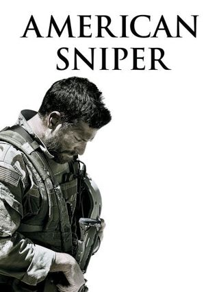American Sniper HD digital copy ONLY