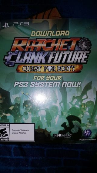 Free: Ratchet & Clank: Quest for Booty -