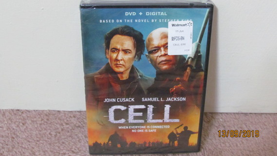 Cell DVD, NEW in Package
