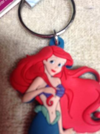 Disney Mermaid Keyring