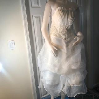 Wedding Prom Party Dress Large READ PLS