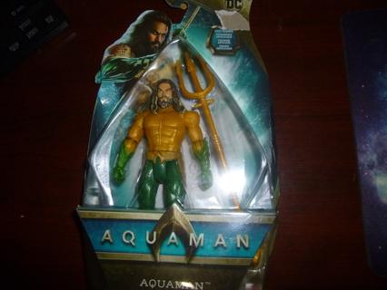 New Aquaman Figure